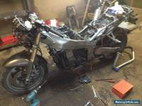 Kawasaki Zx9r b3 Winter Project