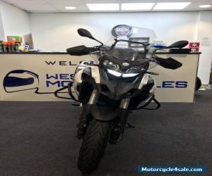 Motorcycle Benelli TRK 502 2017 with GIVI Luggage Motorcycle A2 licence legal  for Sale