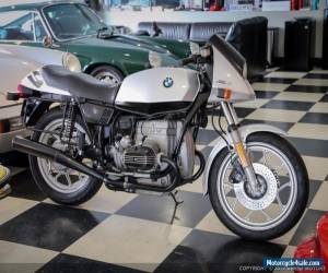 Motorcycle 1982 BMW R-Series for Sale