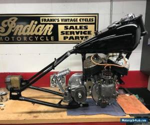 1941 Indian 741 for Sale