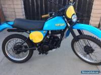 1979 Yamaha YZ