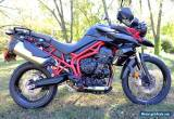 2014 Triumph Tiger for Sale