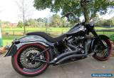HARLEY DAVIDSON FAT BOY S 2016 FULLY CUSTOMISED for Sale
