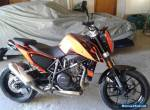 2017 KTM DUKE for Sale