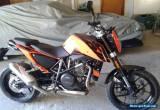 2017 KTM DUKE for Sale