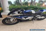 2014 BMW S1000RR HP4 for Sale
