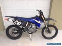 2006 Yamaha YZ