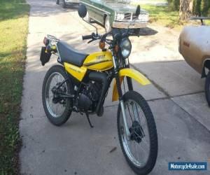 1979 Yamaha DT 125 for Sale