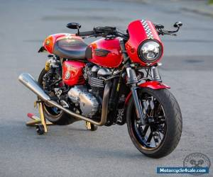 2010 Triumph Thruxton for Sale