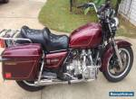 1982 Honda Gl1100 goldwing for Sale