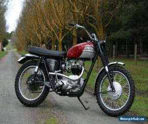 Triumph 1964 TR6SC Motorcycle for Sale