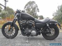 HARLEY DAVIDSON 883 IRON 2010 MODEL WITH ONLY 17,000 ks GREAT VALUE @ $9990