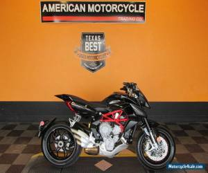 2015 MV Agusta Rivale for Sale