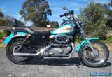 HARLEY DAVIDSON 1200cc 1993 SUIT CLUB REGO NEXT YEAR GREAT VALUE @ $7690 for Sale