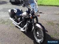 Kawasaki VN 900 BEFA Classic Special Edition Motorcycle.