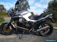 MOTO GUZZI 1200cc SPORT4V 2009 MODEL GREAT VALUE @ $9990