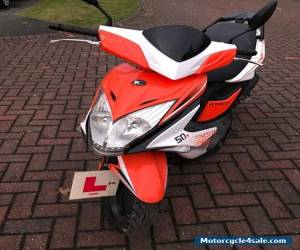 Kymco super 8 scooter moped motorcycle for Sale