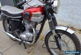 1964 Triumph Trophy for Sale