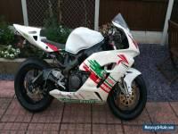 honda fireblade cbr900rr rrw 98 daytime MOT track bike