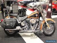 2008 Harley-Davidson 105TH ANNIVERSARY HERITAGE SOFTAIL CLASSIC FLSTC