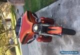 2013 CVO Harley Davidson for Sale