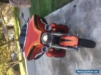 2013 CVO Harley Davidson