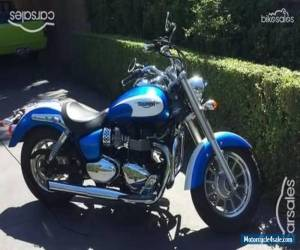 2012 TRIUMPH AMERICA MY13 MOTORBIKE MOTOR CYCLE CRUISER PERFECT  for Sale