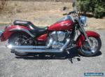 KAWASAKI VN900 2008 MODEL MINT CONDITION GREAT VALUE @ $5990 for Sale