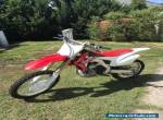 HONDA CRF250R 2016 for Sale
