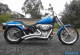 HARLEY DAVIDSON SOFTAIL STD 2004 MODEL WITH ONLY 8138ks for Sale
