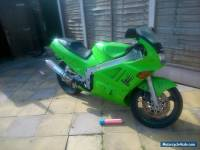 Kawasaki ZXR 400 G green 1988 import for spares or repair
