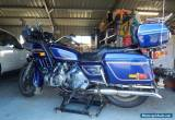Honda GL1100 Goldwing Interstate for Sale