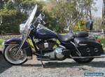 HARLEY DAVIDSON ROAD KING, RUNS AND RIDES GREAT, PANNIERS, SCREEN, BARGAIN! for Sale