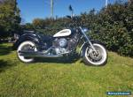 2011 Yamaha XVS1100A Classic Final Edition Motorcyle for Sale