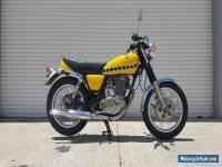 Yamaha SR400 1986