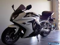 Honda CBR650FA