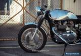 Triton Motorcycle 1964 Cafe Racer for Sale