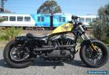 HARLEY DAVIDSON 48 1200cc 2017 MODEL WITH ONLY 415 ks BRAND NEW for Sale