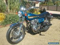 Yamaha TX 650 1973 classic, collectable motorcycle