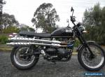TRIUMPH SCRAMBLER 2010 MODEL WITH ONLY 27638ks GREAT VALUE @ $8990 for Sale