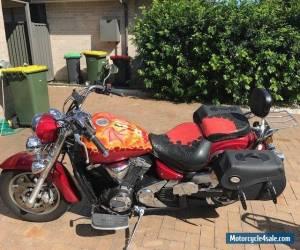 yamaha XVS1300 heaps of custom work for Sale