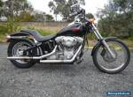 HARLEY DAVIDSON SOFTAIL STD 2001 MODEL GREAT VALUE @ $13990 for Sale