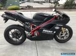 DUCATI 1098S 07/2008 MODEL 25439 KMS TRACK RACE  STAT PROJECT MAKE AN OFFER for Sale