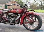 1929 Indian scout 101 for Sale