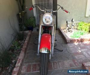FS:1956 OEM Harley Davidson FLH Panhead for Sale