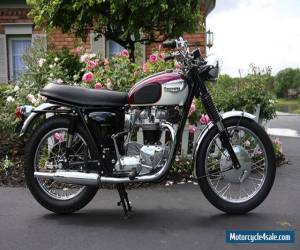 F.S 1967 Triumph T120R Bonneville for Sale