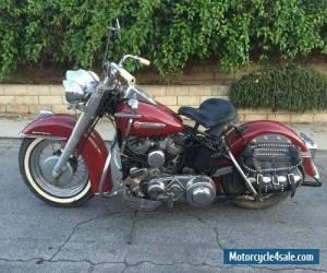 Motorcycle 1949 Harley-davidson El Panhead for Sale