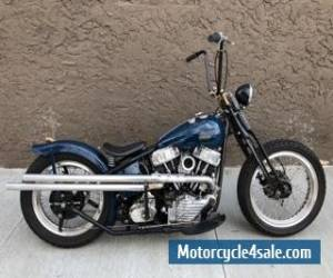 Motorcycle FS: 1953 Harley-Davidson PANHEAD for Sale