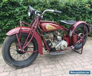 FS: 1926 Indian Scout for Sale