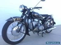 FS: 1955 BMW R67/3